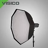 Софтбокс с сотами Visico EB-072G 95см quickly umbrella, фото 3