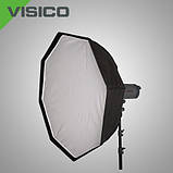 Софтбокс с сотами Visico EB-072G 120см quickly umbrella, фото 3