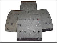 Накладка тормозная передняя САМС 3502407-02