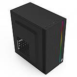 Корпус 1stPlayer RB-1-450PLS Black 2хUSB2.0, 1хUSB3.0, фото 3