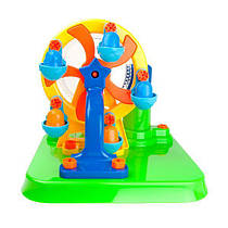 Конструктор Edu-Toys Колесо огляду з інструментами (JS025)