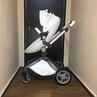 Детская коляска 2в1 Hot Mom Белая (HM-W), фото 5