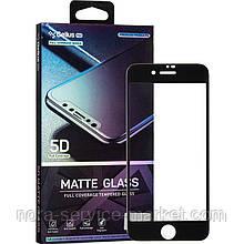 Защитное стекло Gelius Pro 5D Matte Glass for iPhone 7/8 Black