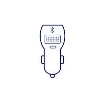 Модулятор Bluetooth M17 Цвет Чёрный