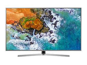 Телевізор Samsung UE55NU7472 (PQI 1800Гц, 4K Smart, UHD Engine, HLG, HDR10+, Dolby Digital+ 20Вт, DVB-C/T2/S2)