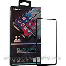 Защитное стекло Gelius Pro 3D for Samsung A606 (A60) Black