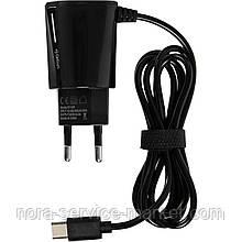 СЗУ Gelius Pro Edition Auto ID 2USB + Cable Type-C 2.4A Black