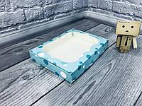 *10 шт* / Коробка для пряников / 150х200х30 мм / печать-Бирюзовая Нежность / окно-обычн / лк, фото 1