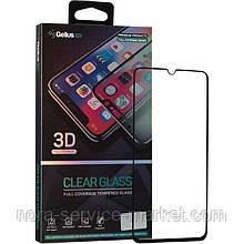 Защитное стекло Gelius Pro 3D for Samsung A705 (A70) Black