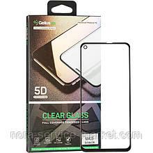 Защитное стекло Gelius Pro 5D Clear Glass for Samsung M405 (M40) Black