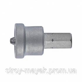 Бита PH 2x25 мм с ограничителем для ГКЛ, 2 шт, CrMo Сибртех