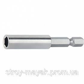 Адаптер магнитный для бит, шестигранный, 1 шт MTX
