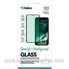 Захисне скло Gelius Green Life for Samsung A315 (A31) Black