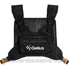 Gelius Pro Wallaby Bag GP-WB001 Black (Нагрудна сумка)