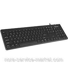 Клавиатура USB Meetion MT-AK100 Black
