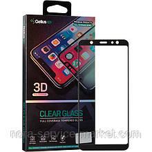 Защитное стекло Gelius Pro 3D for Samsung A605 (A6 Plus-2018) Black
