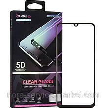 Защитное стекло Gelius Pro 5D Clear Glass for Samsung A305 (A30) Black