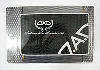 Автомобильный коврик липучка D.A.D (210x125)