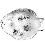 Тарелка в форме рыбы 250*360 мм Marine 10258, фото 1