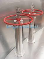 Колонки управления задвижками к трубопроводам выпуск 2