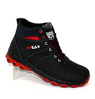 Подростковые ботинки для мальчика, фото 1