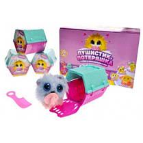 Интерактивная игрушка-сюрприз SCRUFF-A-LUVS Няшка-потеряшка AJ-006 в блоке 12шт р.30 * 19 3 * 20