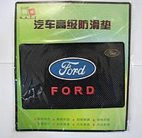 Автомобильный коврик липучка Ford (185x120)