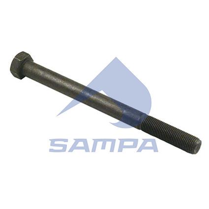 Болт крепления рессорной подушки MAN M20x2/260 06014944935