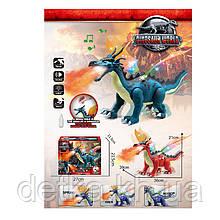 Динозавр 57 см, гарчить, 021/031/023/033/026/036