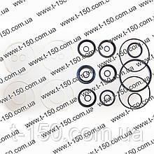 Ремкомплект гидроцилиндра ЦС-125 поворота К-701 (полный с грязесъемником)