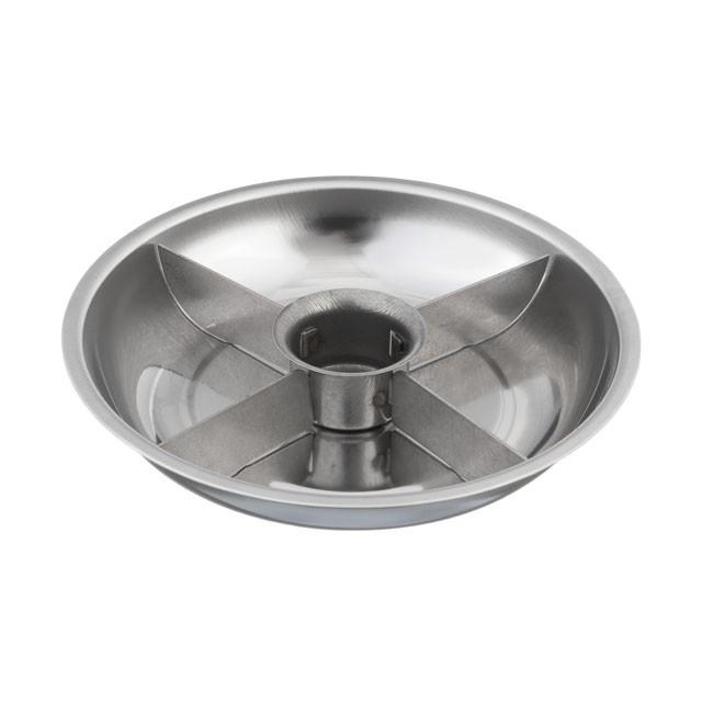 Тарелка магнитная 4 секции, 148×25 мм INTERTOOL ET-1052