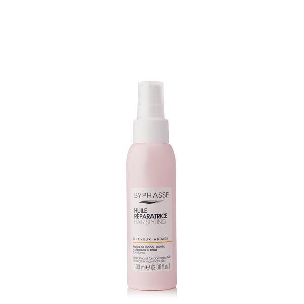 Byphasse Repairing Oil For Damaged Hair Масло для поврежденных волос масло 100 мл
