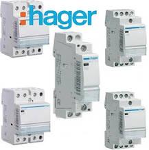 Контакторы (магнитные пускатели) Hager