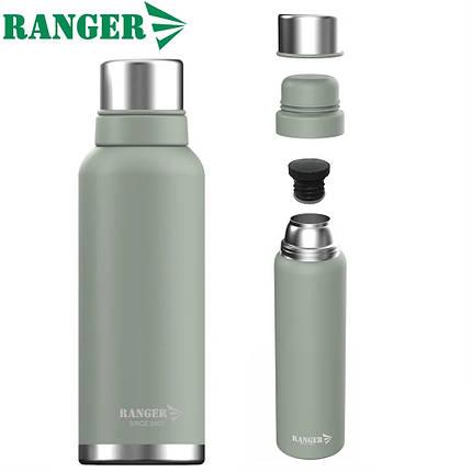 Питьевой термос туристический Ranger Expert 1,6 L, фото 2