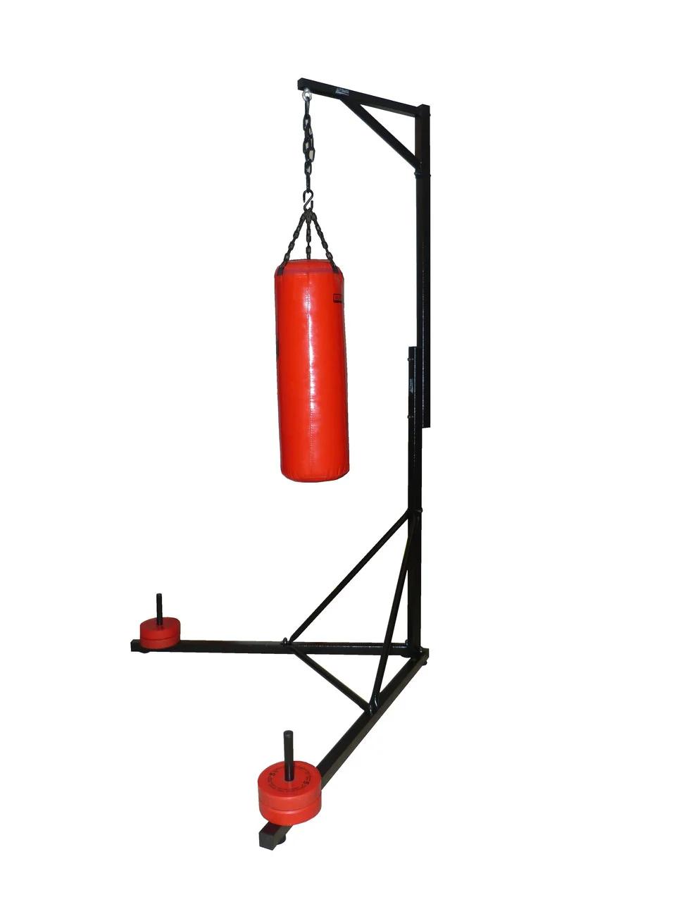 Стойка для боксерских мешков до 30 кг.