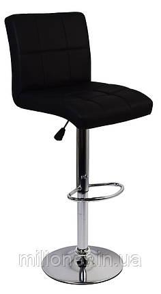 Барный стул Bonro BC-0106 черный, фото 2