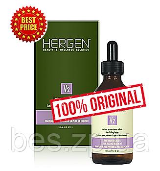 Лосьон від випадіння волосся Hergen V2