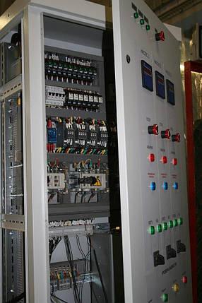 """Промышленно-бытовой фильтр """"под фланец"""" FSU для защиты электрических щитов управления, фото 2"""