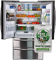 """Промислово-побутовий фільтр """"під фланець з сепаратором вологи FSU для холодильників, фото 3"""