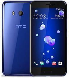 Cмартфон HTC U11 4/64GB Blue Qualcomm Snapdragon 835 3000 мАч