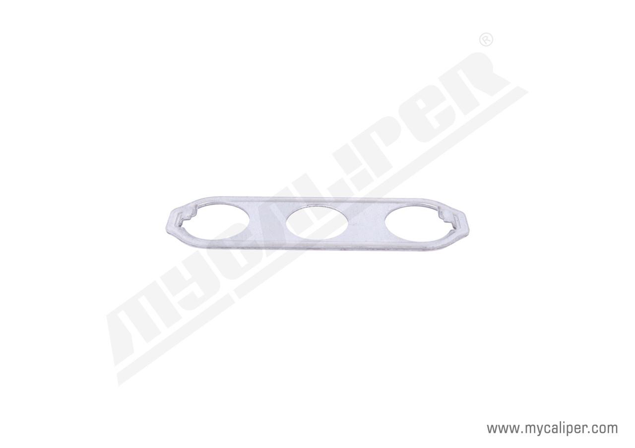 Ремкомплектт суппорта HALDEX (пластина)