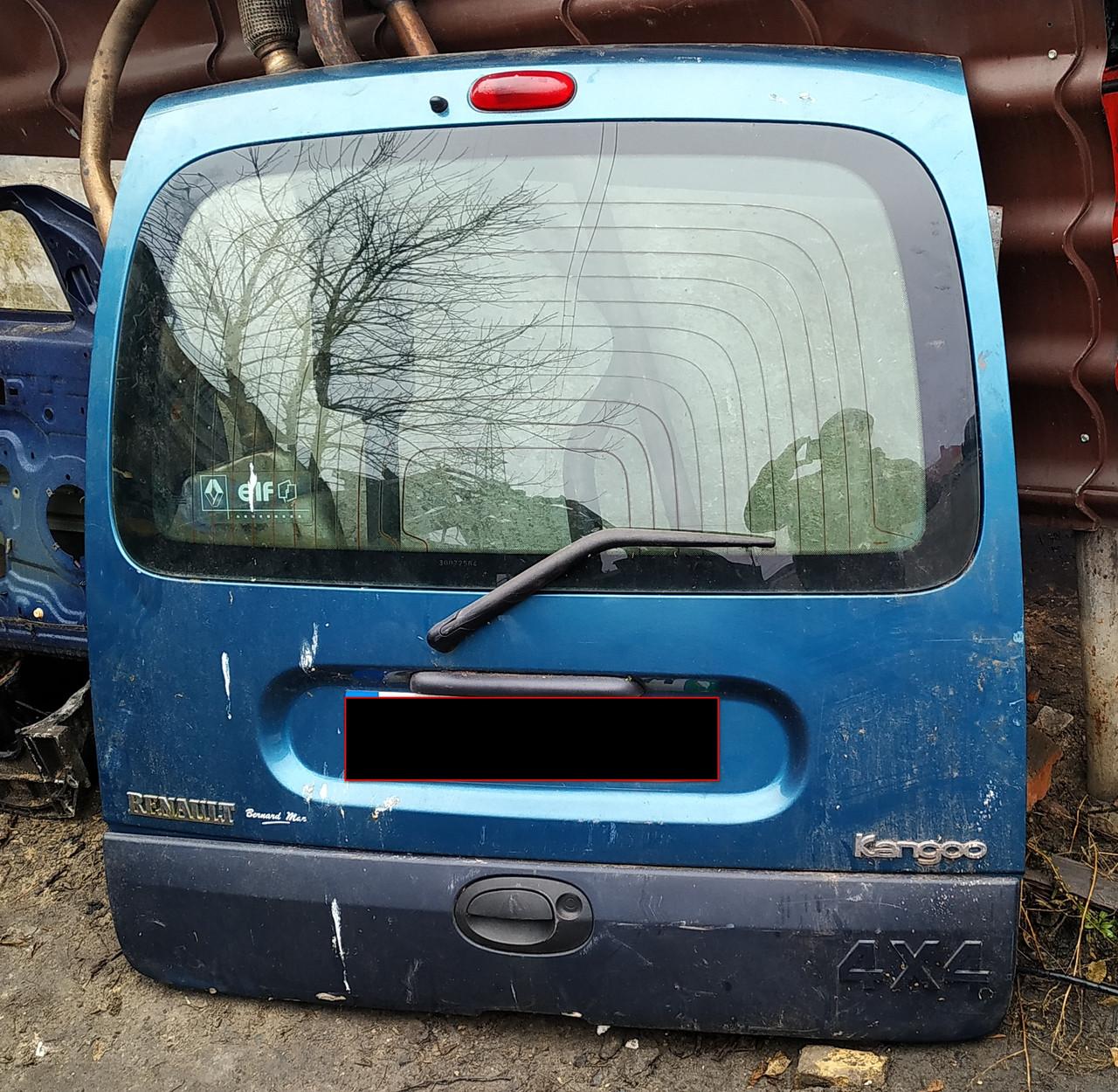 Дверь крышка багажника (ляда) Рено Канго 1 б/у