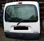 Дверь крышка багажника (ляда) Рено Канго 1 б/у, фото 2