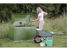 """Промышленно-бытовой фильтр """"под фланец"""" FSU для мусорных баков и садовых компостеров, фото 2"""