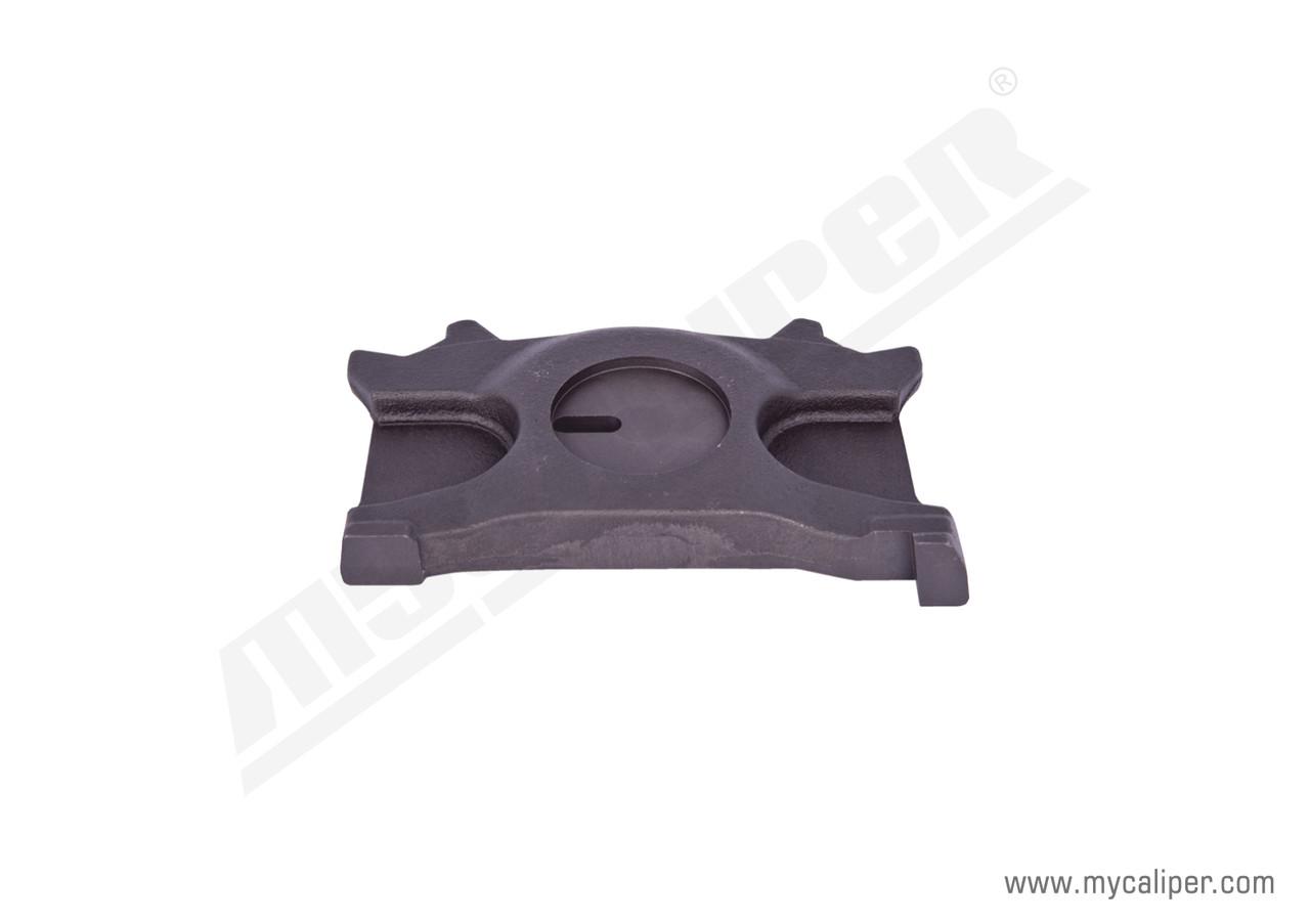 Плита тормозных колодок суппорта HALDEX MAXX 22 (MAN-TGX, TGS) TYPE правая
