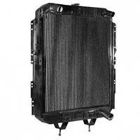 Радиатор КРАЗ-256 основной 4-х рядный медный