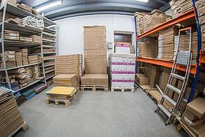 """Промышленно-бытовой фильтр """"под люк"""" FSU для складских помещений, фото 2"""