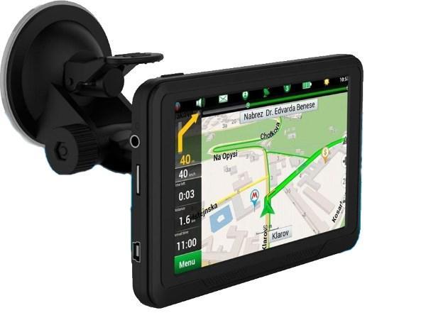 GPS-навігатор Globex GE-516 + Navitel (код 107586)
