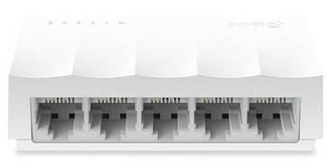 Комутатор TP-Link LS1005 (5-портовий 10/100 Мбіт/с настільний комутатор)  (код 112735)