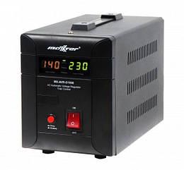 Стабілізатор напруги Maxxter MX-AVR-D1000-01 1000 ВА (код 103972)